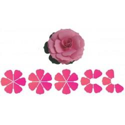 "Нож ""Small Gardenia"" от Cheery Lynn Designs"