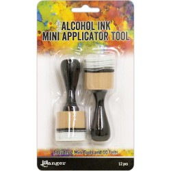 Набор аппликаторов Tim Holtz Alcohol Ink Mini Applicator Tool