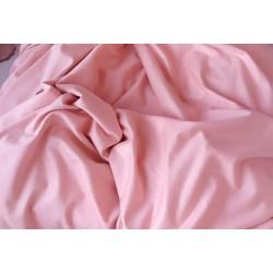 Замш тонкий розово-персиковый 25*37 см