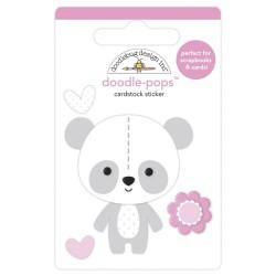 Наклейка 3D Beary Cute, Bundle Of Joy от Doodlebug
