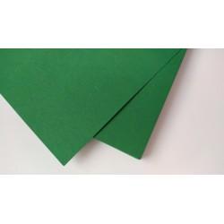 Дизайнерский картон изумрудный 21*22,5 см, плотность 270 гр