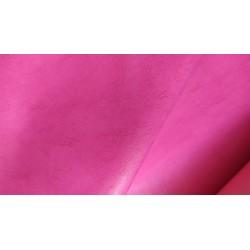 Итальянский переплетный кожзам Малина глянец 25*35 см