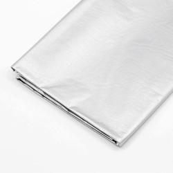 Папирусная бумага тишью Серебро 50*70 см, 1 л