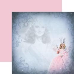 """Скрапбумага Glinda Wizard Of Oz  12""""X12"""" от Paper House"""