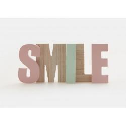 Деревянный декор Smile