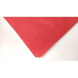 Папирусная бумага тишью Красная 50*70 см, 1 л
