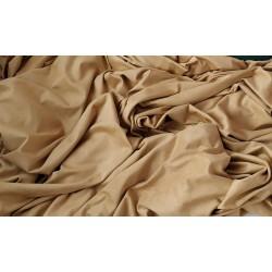Замш двухсторонний Карамелька, 50х150 см