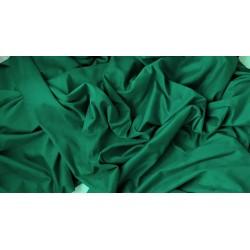 Замш двухсторонний Лесная зелень, 25*37см