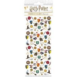 Наклейки Harry Potter, 242 шт, 2 листа 7.5х16.5 см, Paper House