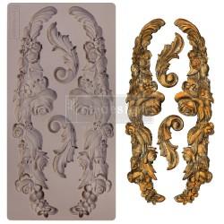 Молд Delicate Floral Strands Re-Design Mould Prima Marketing 12.5х25см