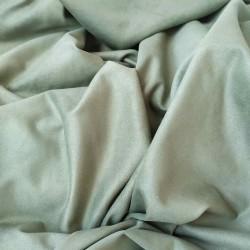 Замш двухсторонний Зеленый чай, 50х150 см