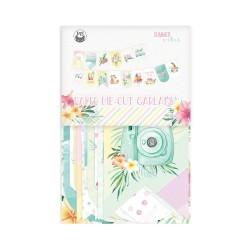 Высечки для открыток Banner Summer Vibes, P13