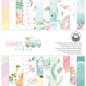 Набор бумаги Summer Vibes 30*30см, 12 л P13