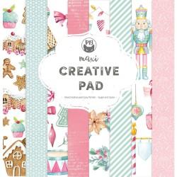 Набор креативной бумаги Cosy Winter, Sugar & Spice 30*30см, 12 л P13