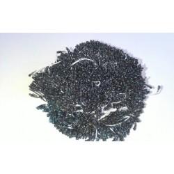 Тычинки двухсторонние Черные в сахаре, 250-300 шт.(500-600 тычинок)