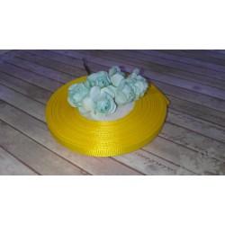 Лета репс 0,6 см, желтый, м.