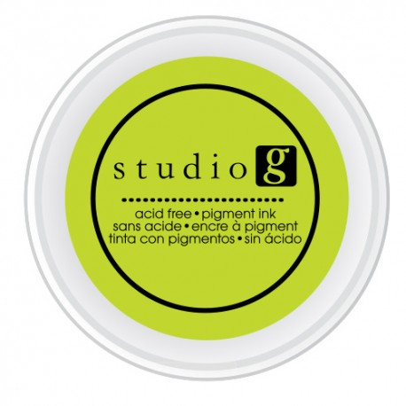 Чернило Studio G Pigment Ink, Light Green