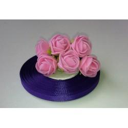 Лента репс 0,6 см, фиолетовый, м.