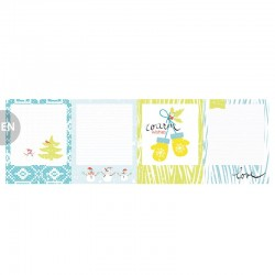 Фото рамки Cozy Winter, Photo Frames, 10*30 см EN от Lemon Owl плотность 200 гр/м2
