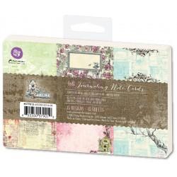 Набор карточек Prima - Garden Fable Journaling Notecards, 45 шт, 10*15 см