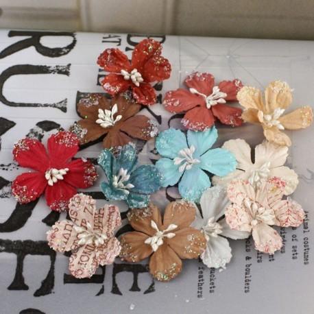 Цветы Prima Marketing Flowers Lucerne En Francais, 12 шт