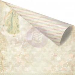 Двусторонняя бумага 30х30 Princess- Charlotte от Prima Marketing
