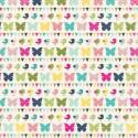 Бумага 30*30 см Flitter Flutter
