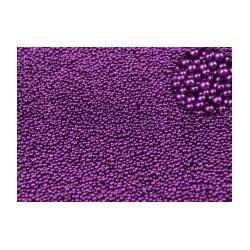 Микробисер Фиолетовый металлик, 15 гр