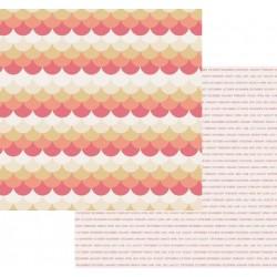 Бумага  30*30 см Teresa Collins The Details