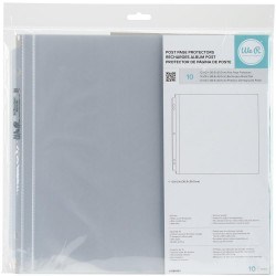 Набор файлов для альбомов Project Life Photo Sleeves - We R - 12 x 12 - Full Page (10 Piece)