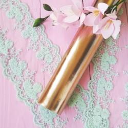 Экокожа Elit розовое золото 25*45 см