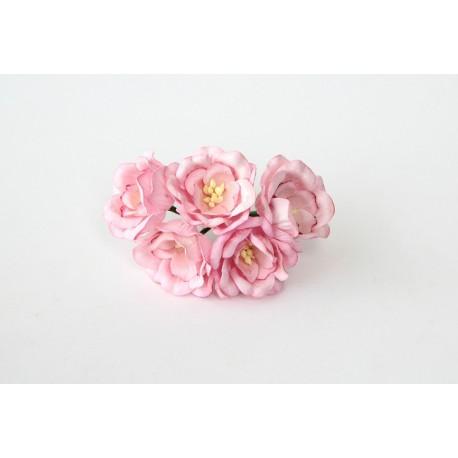 Магнолия 35мм розовая