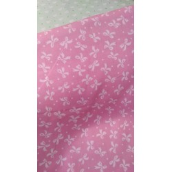 Ткань Бантики 50*40 см, Корея