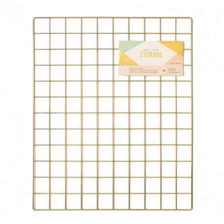 Сетка WIRE SYSTEM -STORAGE - GRID PANEL - 50,8 X 61 см (33 PIECE)