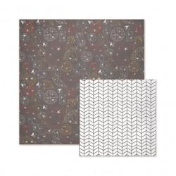Лист скрапбумаги WeR SPARKLE Shine 30,5х30,5 см