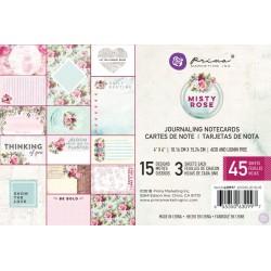 Набор карточке 15 шт Misty Rose 10*15 см, Prima Marketing