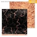 Бумага для скрапбукинга Мрамор, 30,5 х 30,5 см