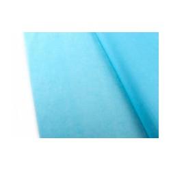 Папиросная бумага тишью Голубая 50*70 см, 10 л