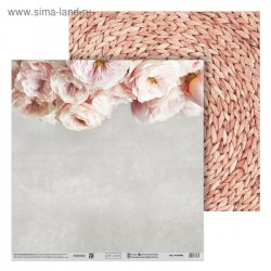 Бумага для скрапбукинга «Чудесное утро», 30.5 × 32 см, 180 г/м