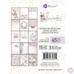 Набор карточек Prima LAVENDER FROST, 15 шт, 7.5*10 см