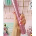 Термотрансферная пленка Глиттер2 Розовое Золото 10*25 см, Италия