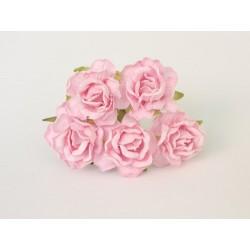 Роза 40 мм Розовая