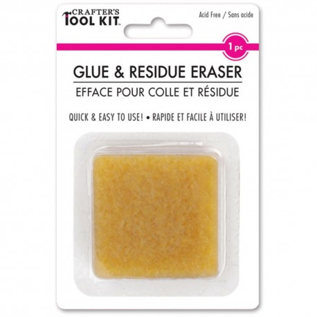 Ластик для клея Glue & Residue Eraser