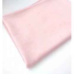 Замш Бледно-розовый на дайвинге 25*37 см