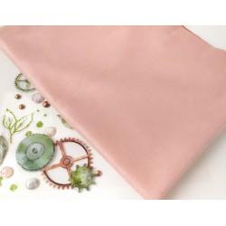 Замш Нежно Розовая2 на дайвинге 25*37 см