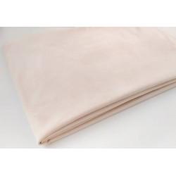 Замш двухсторонняя жемчужный розовый, средней плотности 25*37см