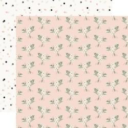Лист скрапбумаги Best Day Bouquet Wedding Day 30,5*30,5 см, Echo Park Paper