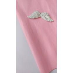 Папирусная бумага тишью Светло розовая 50*70 см, 1 л