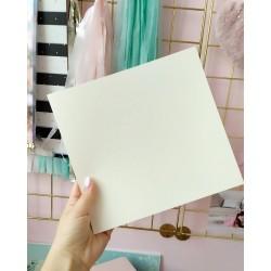 Дизайнерский картон айвори 21*22,5 см, плотность 300 гр