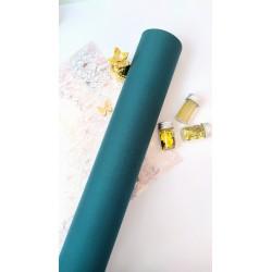 Переплетная ткань Изумруд 25*35 см, бумажная основа
